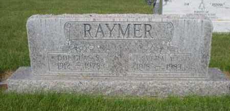 RAYMER, VERA A. - Dawes County, Nebraska | VERA A. RAYMER - Nebraska Gravestone Photos