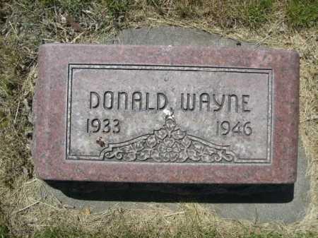 REDFERN, DONALD WAYNE - Dawes County, Nebraska | DONALD WAYNE REDFERN - Nebraska Gravestone Photos