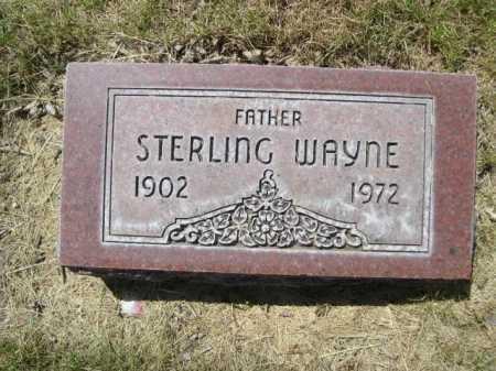 REDFERN, STERLING WAYNE - Dawes County, Nebraska   STERLING WAYNE REDFERN - Nebraska Gravestone Photos