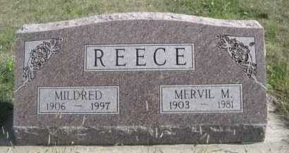 REECE, MILDRED - Dawes County, Nebraska | MILDRED REECE - Nebraska Gravestone Photos