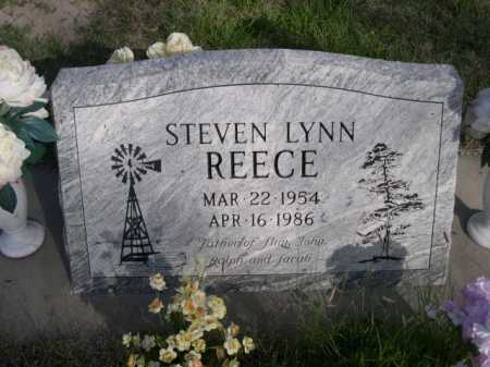 REECE, STEVEN LYNN - Dawes County, Nebraska   STEVEN LYNN REECE - Nebraska Gravestone Photos