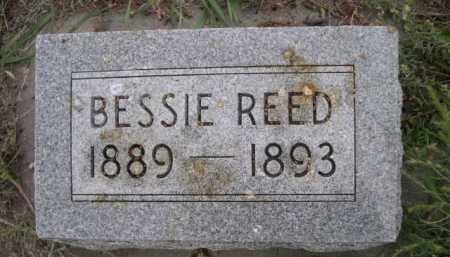 REED, BESSIE - Dawes County, Nebraska | BESSIE REED - Nebraska Gravestone Photos