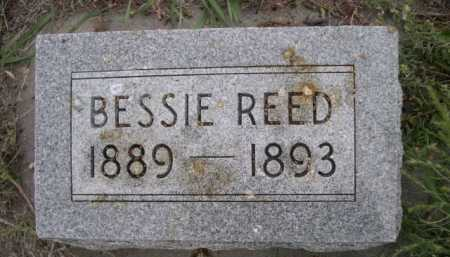REED, BESSIE - Dawes County, Nebraska | BESSIE REED - Nebraska Gravestone Photos