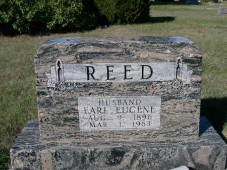 REED, EARL EUGENE - Dawes County, Nebraska | EARL EUGENE REED - Nebraska Gravestone Photos