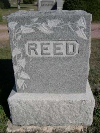 REED, FAMILY - Dawes County, Nebraska | FAMILY REED - Nebraska Gravestone Photos