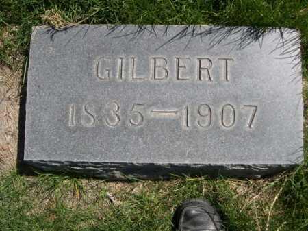 REED, GILBERT - Dawes County, Nebraska | GILBERT REED - Nebraska Gravestone Photos