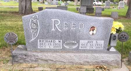 REED, RICHARD W. - Dawes County, Nebraska | RICHARD W. REED - Nebraska Gravestone Photos