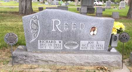 REED, JOY S. - Dawes County, Nebraska | JOY S. REED - Nebraska Gravestone Photos