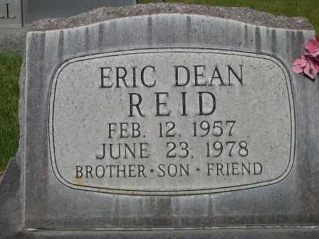 REID, ERIC DEAN - Dawes County, Nebraska   ERIC DEAN REID - Nebraska Gravestone Photos