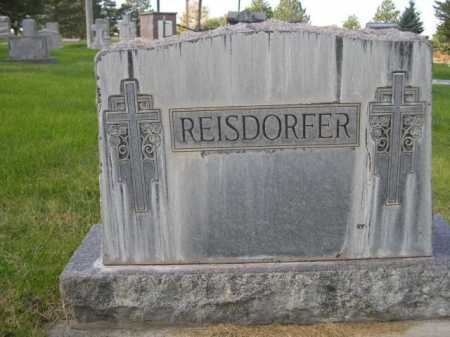 REISDORFER, FAMILY - Dawes County, Nebraska | FAMILY REISDORFER - Nebraska Gravestone Photos