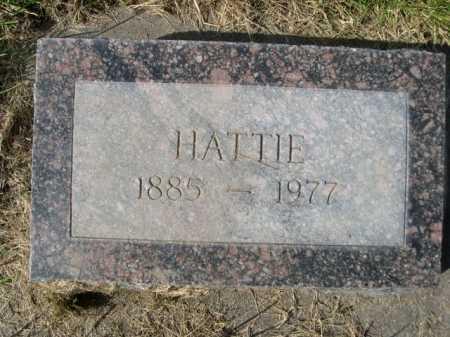 REISDORFER, HATTIE - Dawes County, Nebraska | HATTIE REISDORFER - Nebraska Gravestone Photos