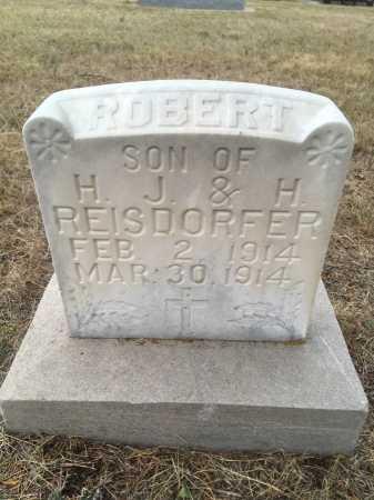 REISDORFER, ROBERT - Dawes County, Nebraska | ROBERT REISDORFER - Nebraska Gravestone Photos