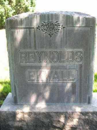 REYNOLDS, FAMILY - Dawes County, Nebraska | FAMILY REYNOLDS - Nebraska Gravestone Photos