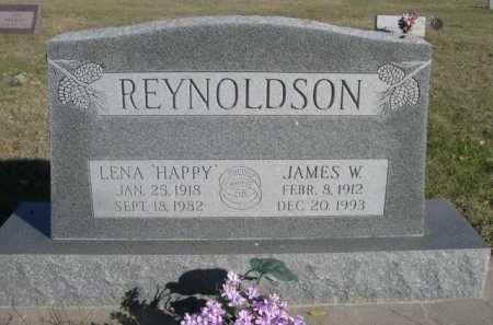 REYNOLDSON, JAMES W. - Dawes County, Nebraska | JAMES W. REYNOLDSON - Nebraska Gravestone Photos