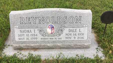 REYNOLDSON, NAOMA I. - Dawes County, Nebraska   NAOMA I. REYNOLDSON - Nebraska Gravestone Photos