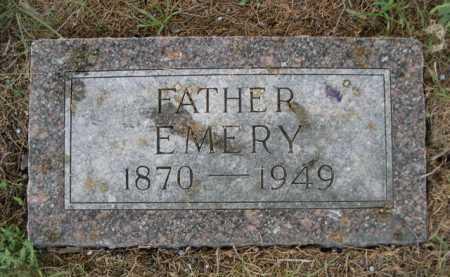 RIDDLE, EMERY - Dawes County, Nebraska | EMERY RIDDLE - Nebraska Gravestone Photos