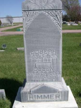 RIMMER, ELLEN - Dawes County, Nebraska | ELLEN RIMMER - Nebraska Gravestone Photos