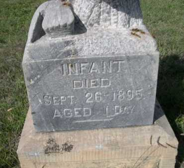 RINCKER, INFANT - Dawes County, Nebraska | INFANT RINCKER - Nebraska Gravestone Photos