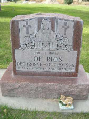 RIOS, JOE - Dawes County, Nebraska | JOE RIOS - Nebraska Gravestone Photos
