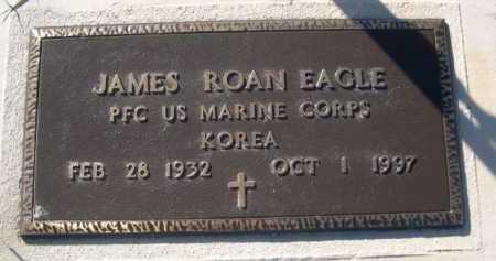 ROAN EAGLE, JAMES - Dawes County, Nebraska | JAMES ROAN EAGLE - Nebraska Gravestone Photos