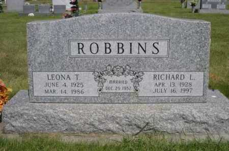 ROBBINS, RICHARD L. - Dawes County, Nebraska | RICHARD L. ROBBINS - Nebraska Gravestone Photos