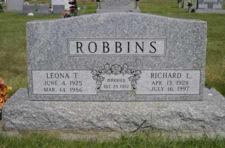 ROBBINS, RICHARD L. - Dawes County, Nebraska | RICHARD L. ROBBINS - Nebraska Gravestone Photos
