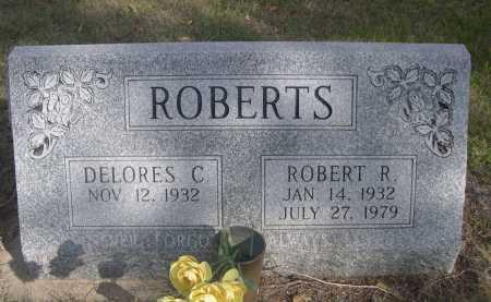 ROBERTS, DELORES C. - Dawes County, Nebraska | DELORES C. ROBERTS - Nebraska Gravestone Photos