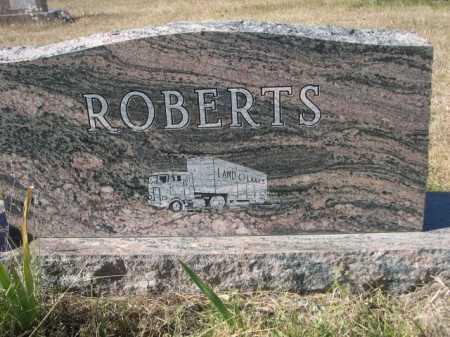 ROBERTS, EDWARD C. - Dawes County, Nebraska   EDWARD C. ROBERTS - Nebraska Gravestone Photos