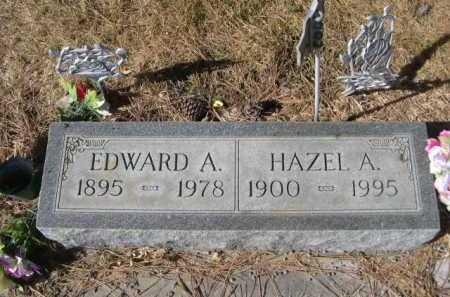 TYREE, EDWARD A. - Dawes County, Nebraska | EDWARD A. TYREE - Nebraska Gravestone Photos