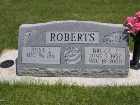 ROBERTS, ROSA L. - Dawes County, Nebraska | ROSA L. ROBERTS - Nebraska Gravestone Photos
