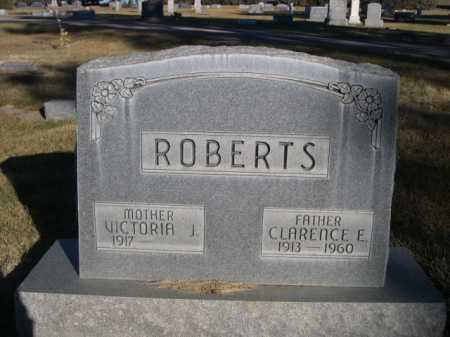 ROBERTS, VICTORIA J. - Dawes County, Nebraska | VICTORIA J. ROBERTS - Nebraska Gravestone Photos