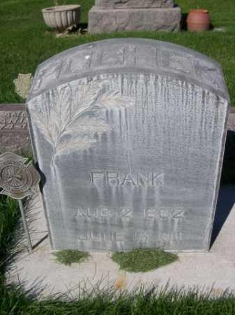 ROCHEK, FRANK - Dawes County, Nebraska | FRANK ROCHEK - Nebraska Gravestone Photos