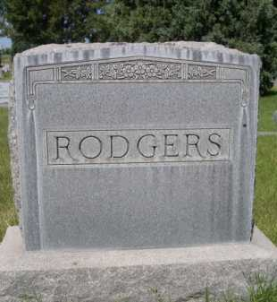 RODGERS, FAMILY - Dawes County, Nebraska | FAMILY RODGERS - Nebraska Gravestone Photos