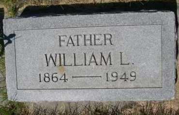 RODGERS, WILLIAM L. - Dawes County, Nebraska   WILLIAM L. RODGERS - Nebraska Gravestone Photos