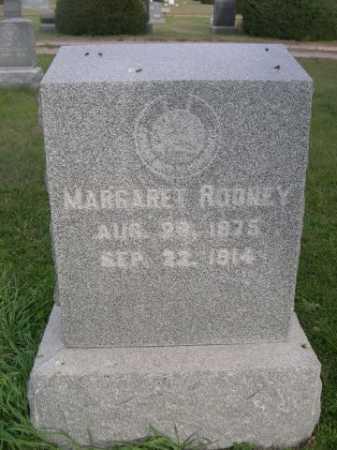 ROONEY, MARGARET - Dawes County, Nebraska | MARGARET ROONEY - Nebraska Gravestone Photos