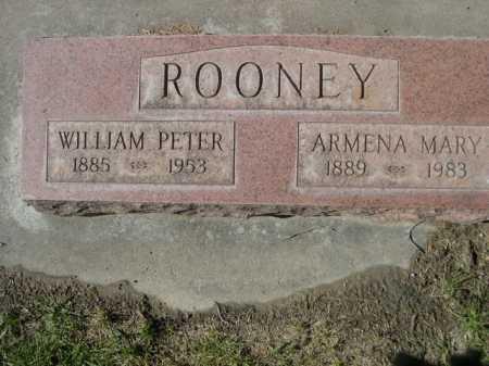 ROONEY, WILLIAM PETER - Dawes County, Nebraska | WILLIAM PETER ROONEY - Nebraska Gravestone Photos