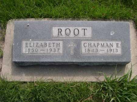 ROOT, ELIZABETH - Dawes County, Nebraska | ELIZABETH ROOT - Nebraska Gravestone Photos