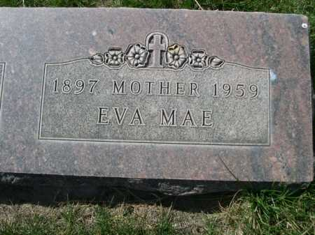 ROSECRANS, EVA MAE - Dawes County, Nebraska   EVA MAE ROSECRANS - Nebraska Gravestone Photos