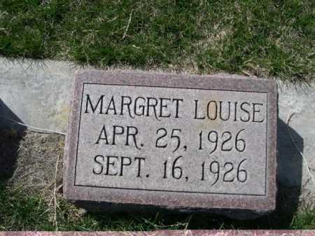 ROSECRANS, MARGRET LOUISE - Dawes County, Nebraska | MARGRET LOUISE ROSECRANS - Nebraska Gravestone Photos