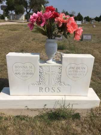 ROSS, JIM DEAN - Dawes County, Nebraska | JIM DEAN ROSS - Nebraska Gravestone Photos