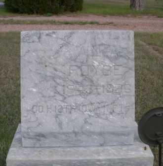ROYSE, WM. A. - Dawes County, Nebraska   WM. A. ROYSE - Nebraska Gravestone Photos