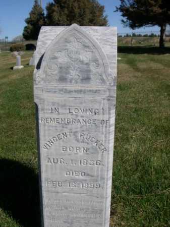 RUCKER, WILLIAM - Dawes County, Nebraska | WILLIAM RUCKER - Nebraska Gravestone Photos
