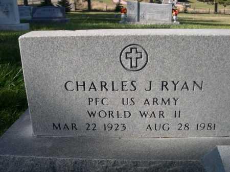 RYAN, CHARLES J. - Dawes County, Nebraska | CHARLES J. RYAN - Nebraska Gravestone Photos