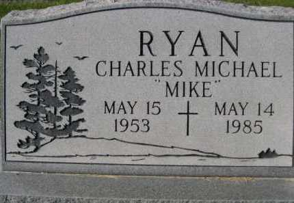 "RYAN, CHARLES MICHAEL ""MIKE"" - Dawes County, Nebraska 