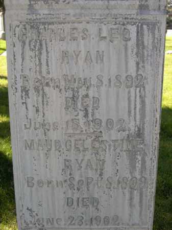 RYAN, CHARLES LEO - Dawes County, Nebraska | CHARLES LEO RYAN - Nebraska Gravestone Photos