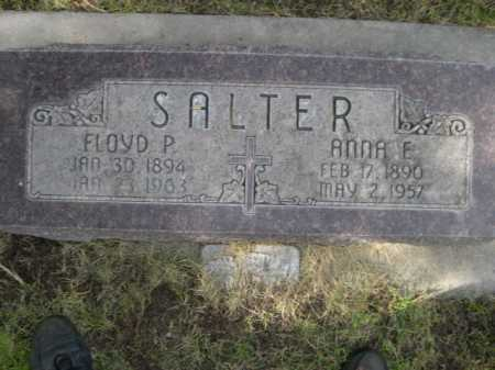 SALTER, ANNA E. - Dawes County, Nebraska | ANNA E. SALTER - Nebraska Gravestone Photos
