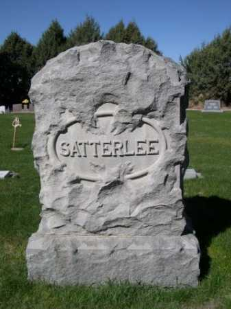 SATTERLEE, FAMILY - Dawes County, Nebraska | FAMILY SATTERLEE - Nebraska Gravestone Photos