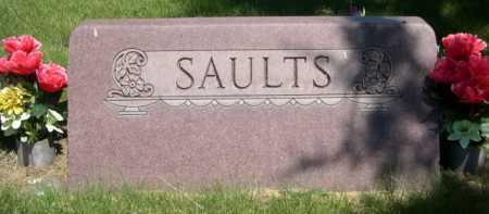 SAULTS, FAMILY - Dawes County, Nebraska | FAMILY SAULTS - Nebraska Gravestone Photos