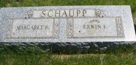 SCHAUPP, MARGARET B. - Dawes County, Nebraska | MARGARET B. SCHAUPP - Nebraska Gravestone Photos