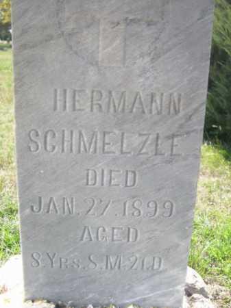 SCHMELZLE, HERMANN - Dawes County, Nebraska | HERMANN SCHMELZLE - Nebraska Gravestone Photos